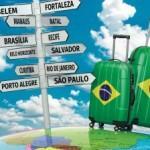 Turismo no Brasil ganha força com a alta do dólar