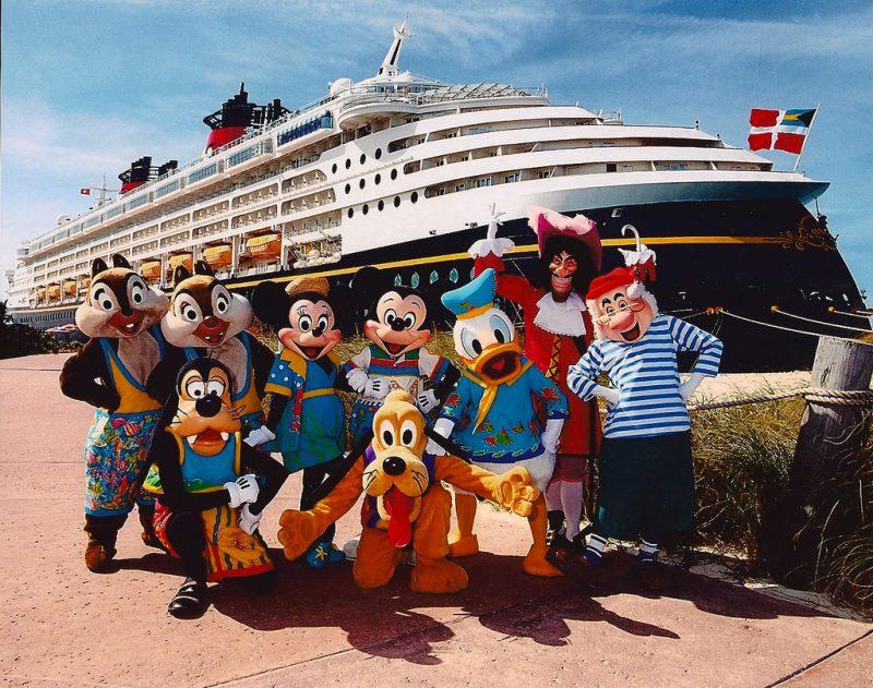 Cruzeiros Disney 2017 – Lista de Viagens