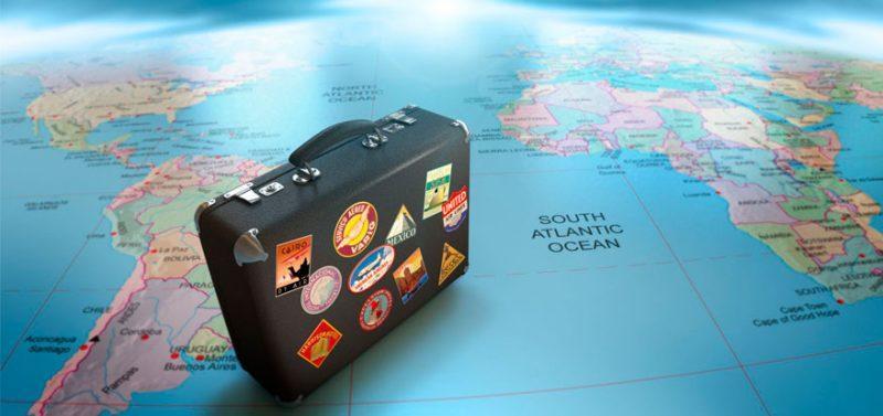 Países Mais Visitados do Mundo