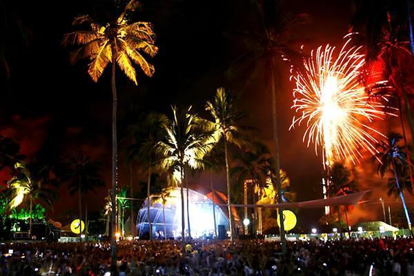 Réveillon de Recife (PE) 2017 – Principais Festas de Ano Novo