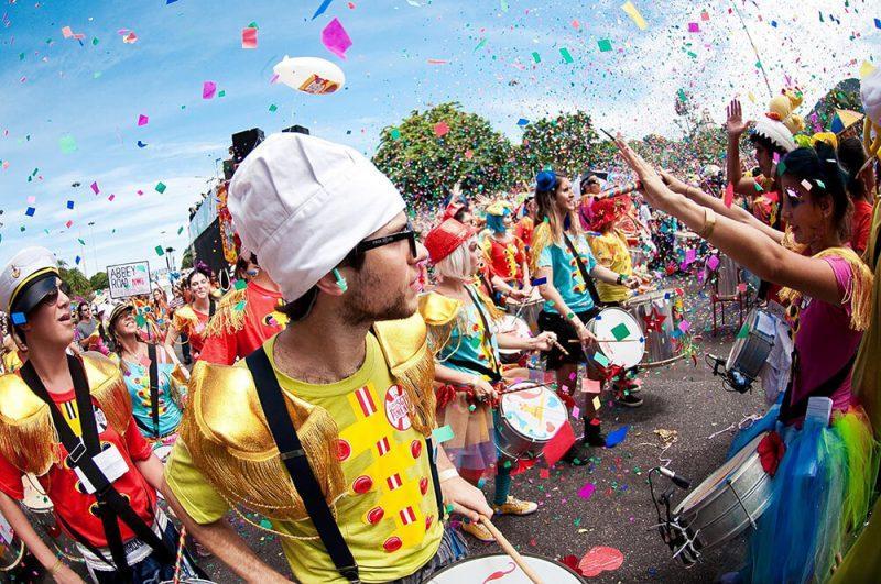 Carnaval SP 2017 – Festas e Ensaios de Blocos em Janeiro