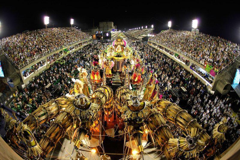 Carnaval RJ 2017 – Agenda de Ensaios das Escolas de Samba