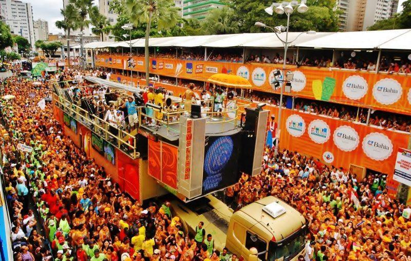 Carnaval Salvador 2017 – Agenda de Ensaios