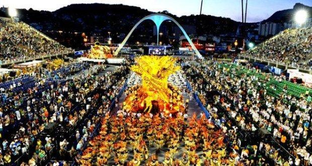 Venda de Ingressos para o Desfile das Escolas de Samba do RJ 2017
