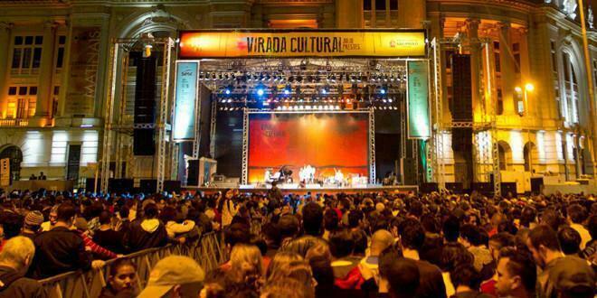 Virada Cultural de São Paulo 2017 – Data e Inscrições de Projetos