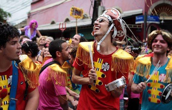 Pré-Carnaval RJ 2017 – Agenda dos Blocos de Rua