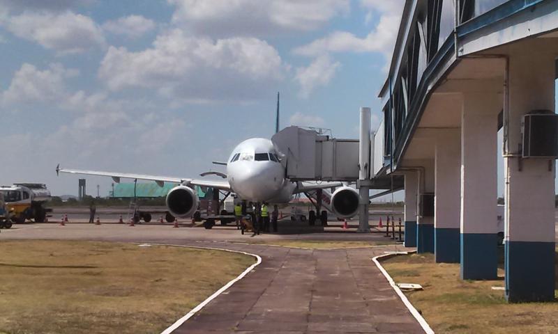Greve Geral pode Fechar Aeroportos do Brasil