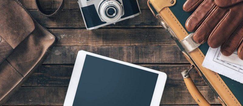 Dicas e Cuidados para Viajar com Equipamentos Eletrônicos