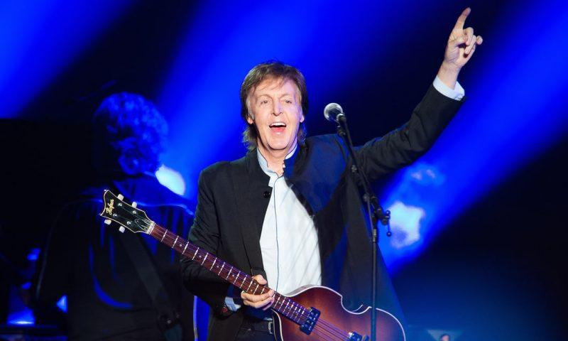 Shows do Paul McCartney no Brasil – Venda de Ingressos