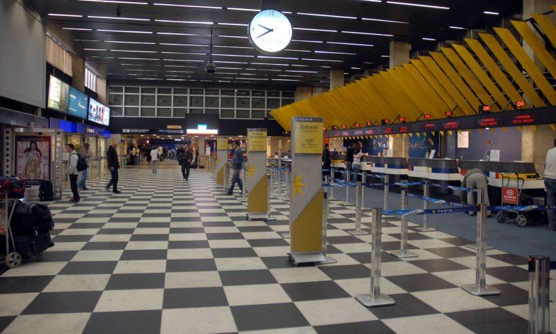 Aeroporto de Congonhas ganha Novo Nome