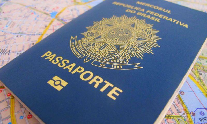 Suspensão da Emissão de Passaporte pela Polícia Federal