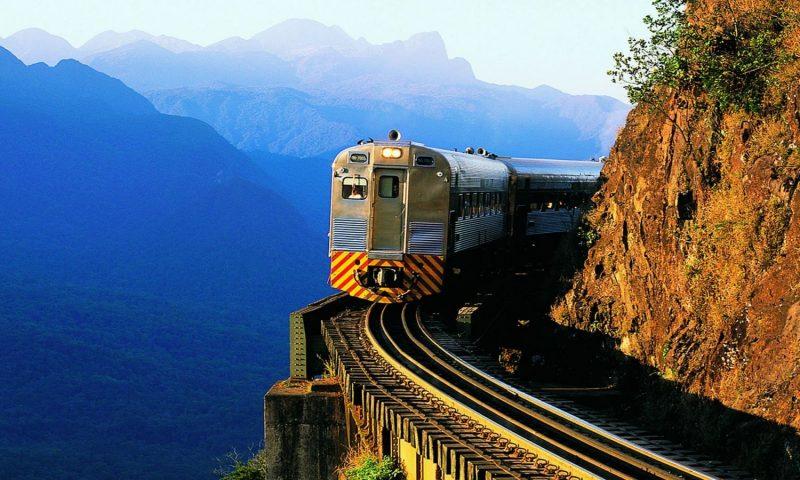 Passeios de Trem pelo Brasil