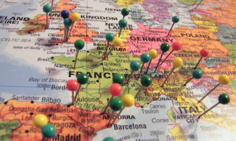 Viagem para Europa Mais Barata em 2018