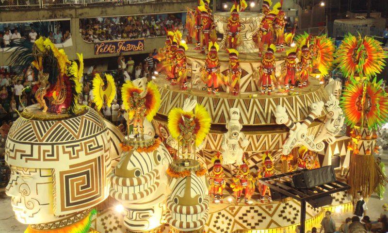 Carnaval RJ 2018 – Ordem e Horário dos Desfiles das Escolas de Samba