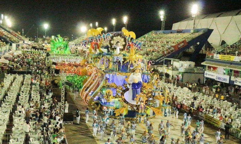 Carnaval SP 2018 – Ordem e Horário dos Desfiles das Escolas de Samba